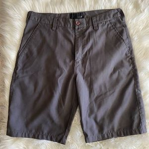 Men's Gray Hurley Shorts size 32